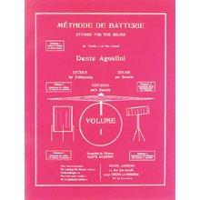 AGOSTINI D. Méthode de Batterie vol.1