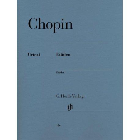 Chopin F. Etudes