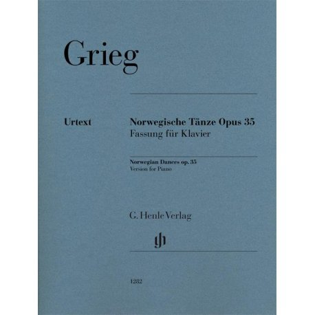Grieg E. Norwegian Dances Op.35