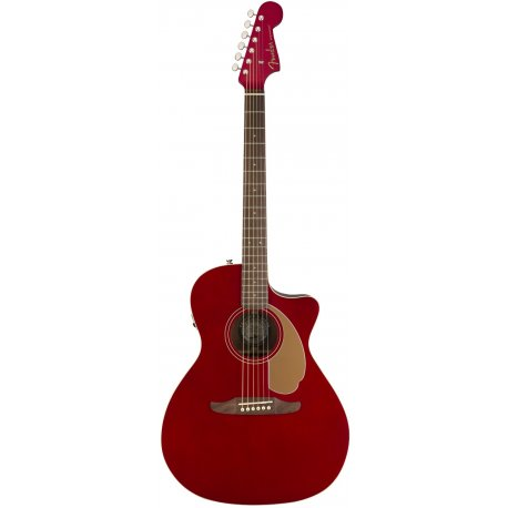 Fender Newporter Player Candy Apple Red