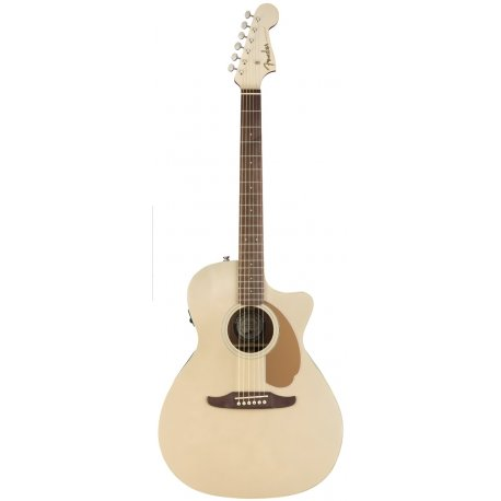 Fender Newporter Player Champagne WN