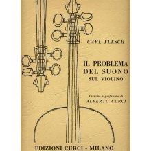 Flesch C. Il Problema del Suono sul Violino