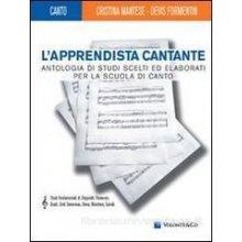 L'apprendista Cantante - Antologia per la Scuola di Canto