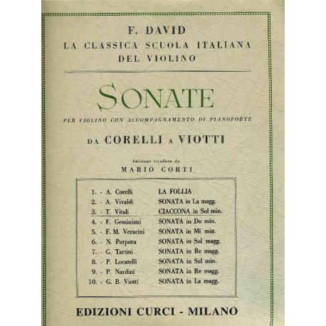 Vitali T. Ciaccona in Sol minore