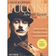 CANTOLOPERA Puccini - Arie per Tenore Vol.1