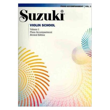 SUZUKI Violin School Vol.1 Piano Part