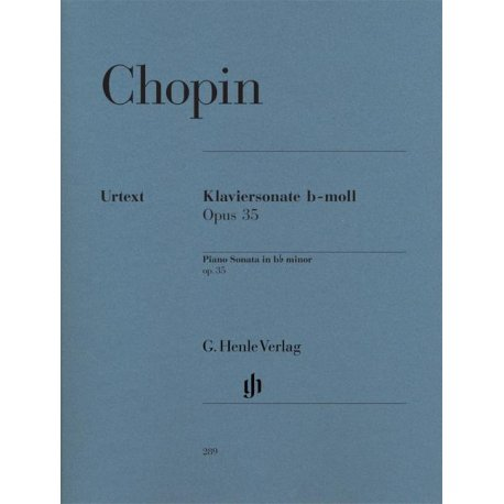 CHOPIN F. Klaviersonate b-moll Opus 35