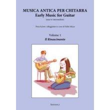 Fabio Rizza - Musica Antica per Chitarra Vol.1