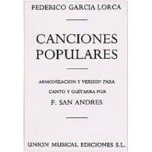 Garcia Lorca Canciones Populares