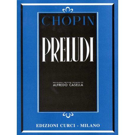 CHOPIN F. Preludi (Casella)