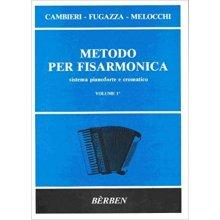 Cambieri-Fugazza Metodo per Fisarmonica Vol.1
