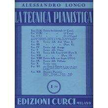 Longo A. Tecnica Pianistica (Fasc.I-A)