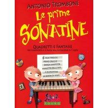 Trombone A. Le Prime Sonatine