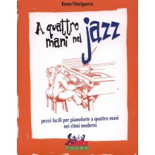 Vinciguerra R. A quattro mani nel jazz