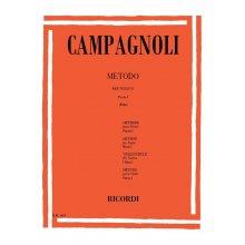 Campagnoli Metodo per Violino Parte 1 (Polo)