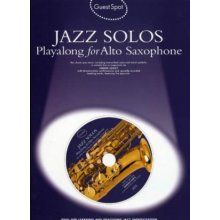 LESLEY Jazz Solos - Playalong for Alto Sax