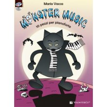 VACCA M. Monster Music 10 Pezzi per Pianoforte
