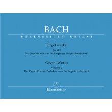 BACH J.S. Orgelwerke /2