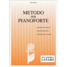 Lanaro L. Metodo per pianoforte / 1