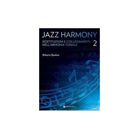 SPADONI R. Jazz Harmony 2. Sostituzioni e collegamenti nell'armonia tonale