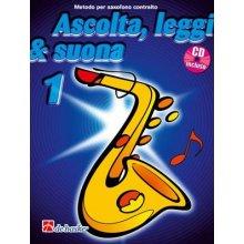 Ascolta, leggi & suona - saxofono contralto (vol.1)