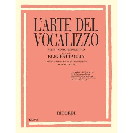 BATTAGLIA L'Arte del Vocalizzo - Parte I