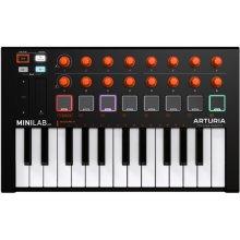 Arturia MiniLab Mk2 Orange Edition