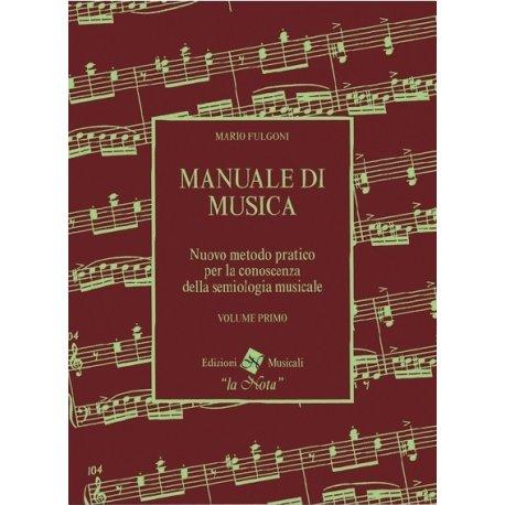 FULGONI M. Manuale di Musica (Vol.II)