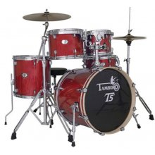 Tamburo T5 S16 RSSK Red Sparkle