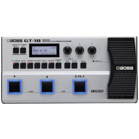 BOSS GT1B Bass Multiple Effects