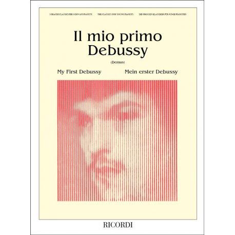 DEBUSSY C. Il mio primo Debussy