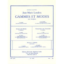 LONDEIX Scales and Modes (part 2)