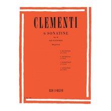 Clementi M. 6 Sonatine Op.36 (Mugellini - Marciano)