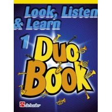 Look, Listen & Learn Duo vol.1 (Alto-Baritone Sax)