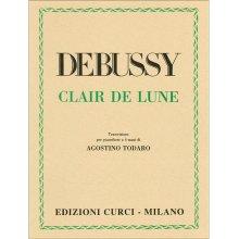 DEBUSSY C. Claire de lune