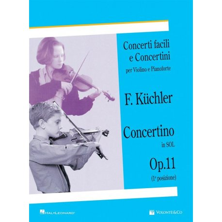 KUCHLER F. Concertino in Sol Op.11