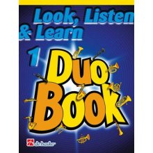 Look, Listen & Learn Duo vol.1 (Soprano-Tenor Sax)