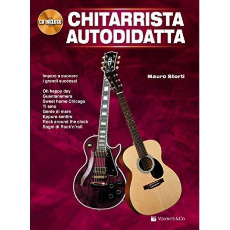 Storti M. Chitarrista Autodidatta +CD