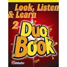 Look, Listen & Learn Duo vol.2 (Soprano-Tenor Sax)