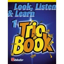 Look, Listen & Learn Trio vol.1 (Alto-Baritone Sax)