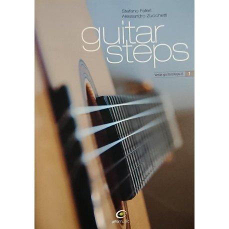 Falleri-Zucchetti Guitar Steps Vol.1
