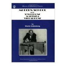 GOLDENBERG M. Scuola Moderna di Xilofono,marimba,vibrafono