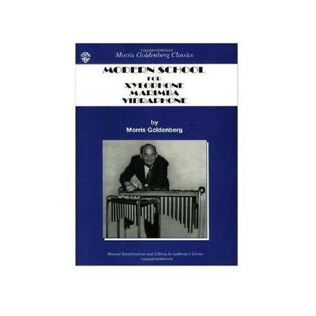 GOLDENBERG M. Scuola Moderna di Xilofono Marimba Vibrafono
