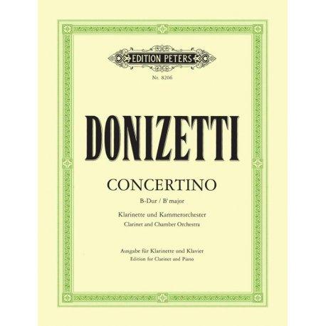 DONIZETTI Concertino B-Dur