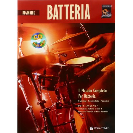 SWEENEY P. Beginning Batteria