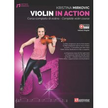 MIRKOVIC Violin in action + video