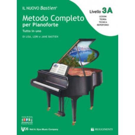 BASTIEN J. Metodo Completo per Pianoforte 3A