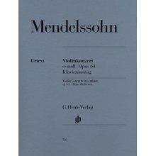 MENDELSSOHN F. Violinkonzert e-moll Opus 64