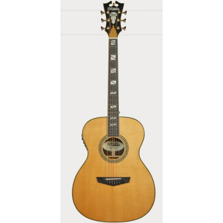 D'Angelico Excel Tammany Vintage Natural