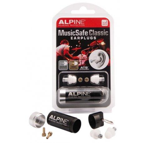 Alpine Earplug Musicsafe Classic